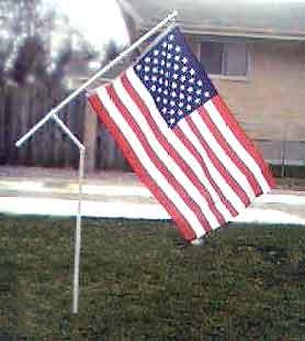 rotating rv flag poles advertising banner flag poles pvc flag poles