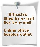 OfficeJax online flea market and surplus outlet